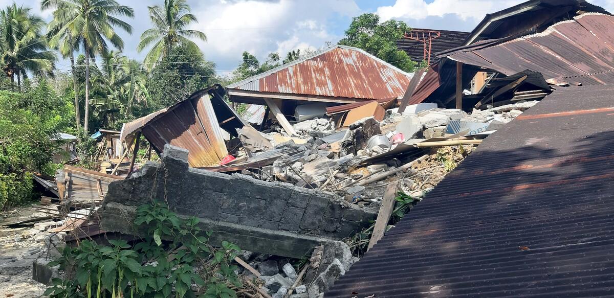 Tremblement de terre aux Philippines